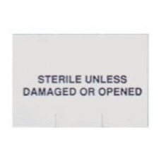 """Sterilized"" Universal Contact Labels"